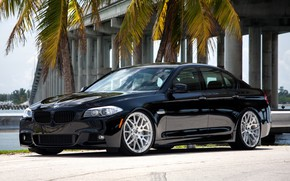 Обои Forgiato, 550i, BMW, Wheels