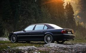 Обои BMW, 750Li, ALPINA, АЛМАТЫ