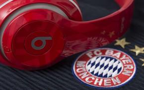 Картинка wallpaper, sport, logo, football, FC Bayern Munchen