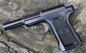 Картинка макро, пистолет, Savage, 1907 - 1919