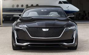 Картинка Concept, Cadillac, вид спереди, 2016, Escala