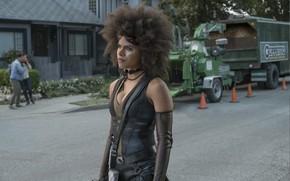 Обои Domino, Zazie Beetz, Deadpool