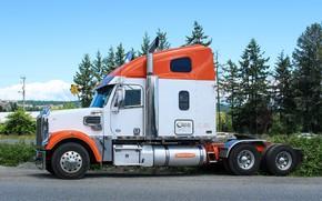 Картинка Classic, Freightliner, tractor
