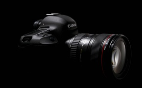 Картинка photography, Canon, lens, review, CES 2017, Canon EOS 5D Mark IV, 4k video, unboxing