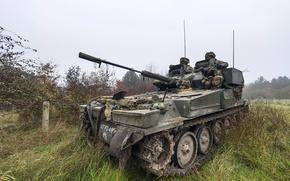 Картинка оружие, армия, Light Tank, Ex Iron Scout 3