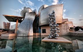 Картинка Испания, Бильбао, Bilbao, Museo Guggenheim Bilbao