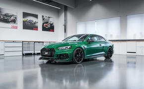 Картинка Audi, RS5, Coupe, tuning, 2018, ABT, RS5-R, RS 5