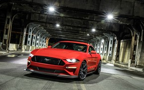 Картинка Mustang GT, Level 2 Performance Pack, 2018, Ford