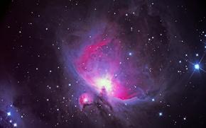 Обои Туманность, Ориона, M 42, NGC 1976