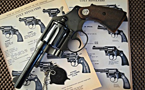Обои пистолет, PPS, оружие, 38 special, 1970