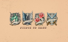 Обои rose, game, Police, flower, anime, wings, ken, blade, asian, manga, Military Police, unicorn, japanese, oriental, ...