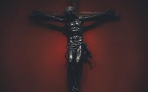 Картинка Иисус, крест, Иисус Христос, Распятие, Иисус из Назарета, Христианство