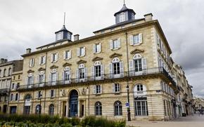 Картинка Франция, Улица, Здание, Архитектура, France, Building, Bordeaux, Architecture, Бордо