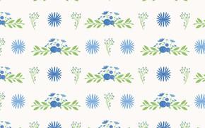 Картинка фон, текстура, Flower, Color, pattern, leaves