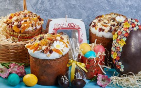 Картинка яйцо, Пасха, декор, крашенки, куличи