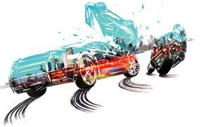 Картинка Burnout Paradise, Electronic Arts, Remastered, Burnout Paradise Remastered, Paradise City, Criterion Games