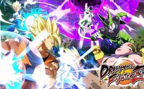 Картинка Dragon, Fighting, Ball, Fighterz