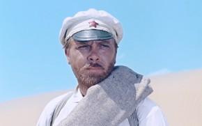 Обои Анатолий Кузнецов, Белое солнце пустыни, Товарищ Сухов, Фёдор Иванович Сухов