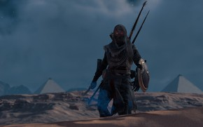 Картинка Египет, Ubisoft, мумия, Assassin's Creed Origins
