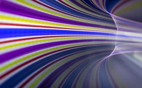 Картинка линии, полосы, цвет