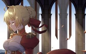 Картинка Девушка, аниме, Fate / Grand Order, Сeйбер