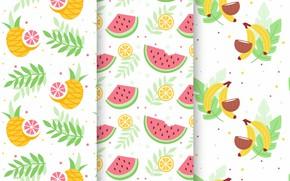Обои фон, обои, текстура, фрукты
