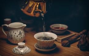 Картинка Чай, Заварка, Церемония, Пиал