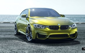 Картинка CGI, BMW M4, Vedat Afuzi Design