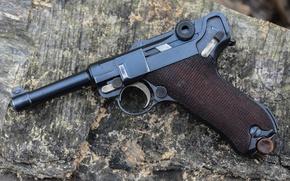 Картинка 1920, Парабеллум, Пистолет Люгера, 9 мм