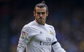 Картинка Speed, Football, Real Madrid, Gareth Bale, Alexanderfavorsky