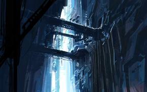 Картинка Half-Life 2, Арт, Valve, Citadel