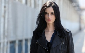Обои woman, brunette, Marvel Comics, Netflix, Krysten Ritter, The Defenders, Marvel's Jessica Jones, Marvel's The Defenders