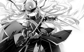 Картинка девушка, аниме, арт, Re. Creators