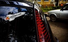 Картинка Машины, ВАЗ, калина, таз, kalina, Отечественный, HOONIGAN, тазик, автопром