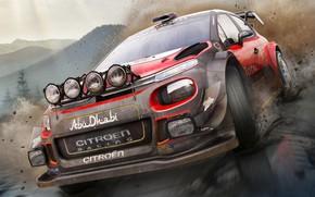 Картинка Citroen C3, WRC 7, BigBen Interactives, Pack Shot