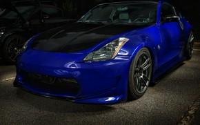Картинка Nissan, автомобиль, 350Z