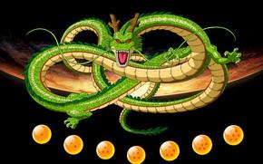 Картинка space, game, star, anime, planet, dragon, asian, manga, red star, japanese, god, oriental, asiatic, Dragon …
