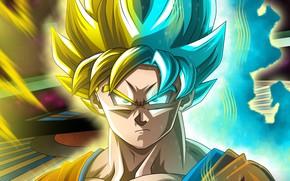 Картинка DBS, anime, asian, manga, japanese, Son Goku, kimono, oriental, asiatic, Dragon Ball, Goku, Dragon Ball ...