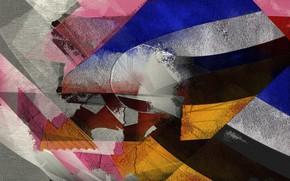 Картинка абстракция, фон, цвет