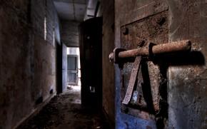 Картинка фон, дверь, защёлка