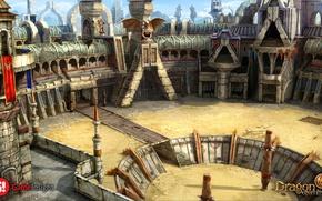 Картинка coliseum, arena, dragon eternity
