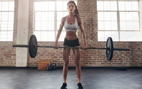 Картинка model, workout, fitness
