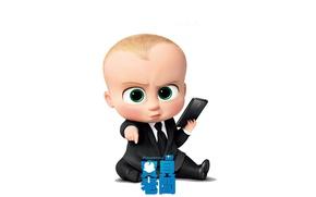 Картинка cinema, movie, baby, film, suit, tie, kanji, Dreamworks, The Boss Baby