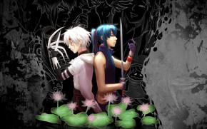 Картинка аниме, арт, парни, D. Gray-man