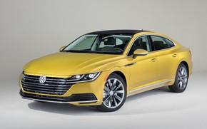 Картинка Volkswagen, седан, Arteon, 2019, 4MOTION