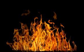 Обои energy, Accelerated oxidation, fire