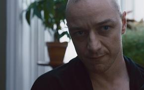 Картинка cinema, movie, face, James McAvoy, film, mad, Split