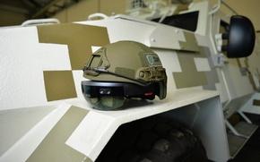 Обои military, helmet, HoloLens, armored vehicle, LimpidArmor, Armed Forces of Ukraine, military vehicle