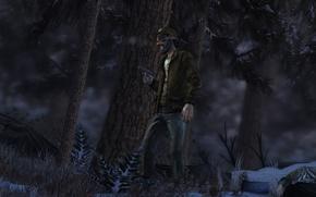 Картинка The Walking Dead, Telltale Games, Kenny