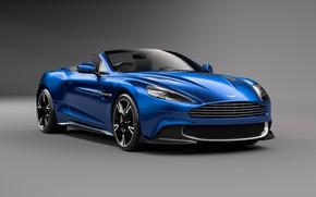 Обои Aston Martin, купе, Vanquish S, Volante